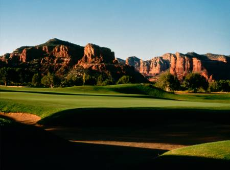 Golf in Sedona