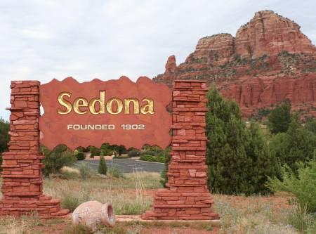 Sedona Maps & Parking
