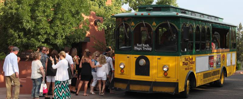 Red Rock Trolley Tour