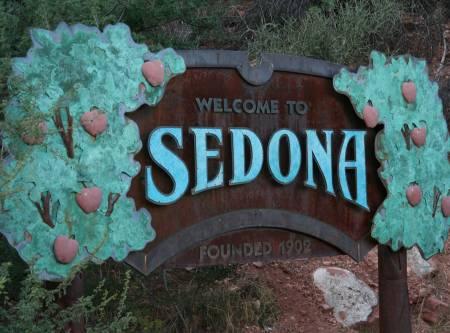 Sedona signage 01