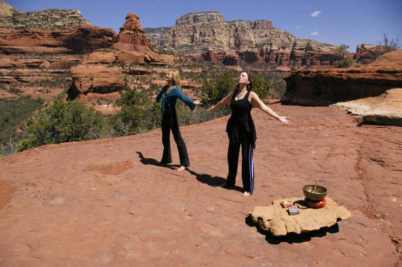 What Is A Vortex in Sedona | Visit Sedona
