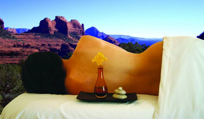Sedona s new day spa voted the best visit sedona blog for Absolute bliss salon and retreat