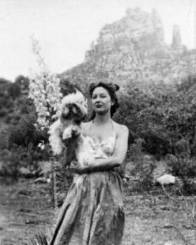 Dorothea Tanning Conquered Art And Life Visit Sedona Blog