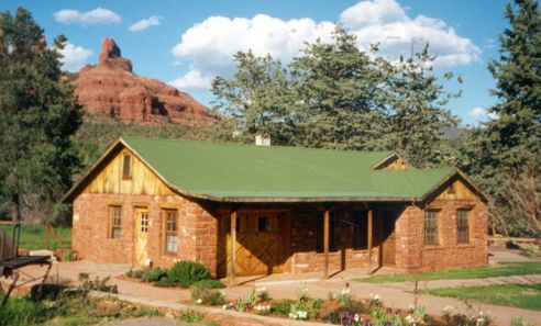 The Sedona Heritage Museum is on the National Register of Historic Places.